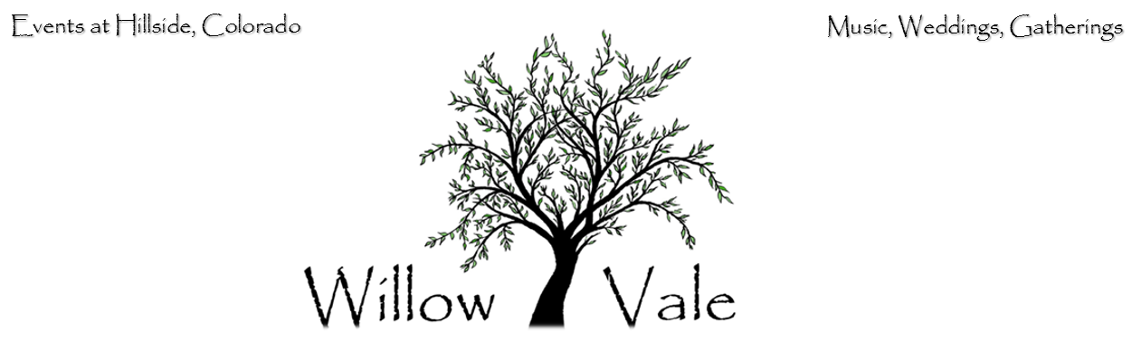 Willow Vale Events